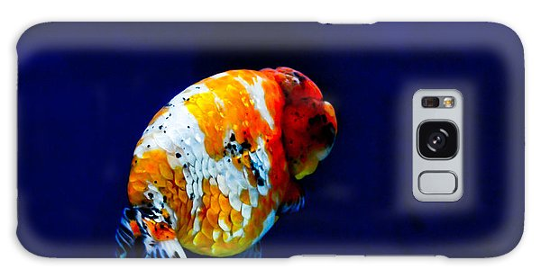 Lion Head Goldfish 2 Galaxy Case