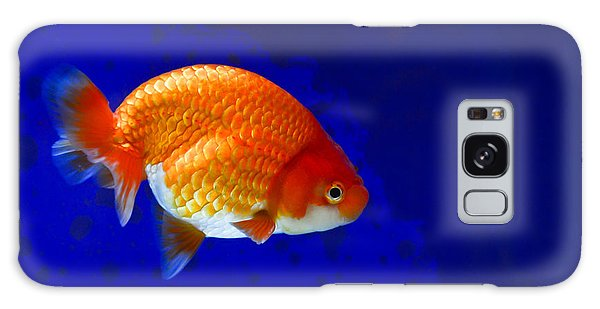 Lion Head Goldfish 6 Galaxy Case