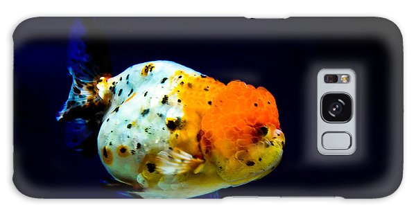 Lion Head Goldfish Galaxy Case
