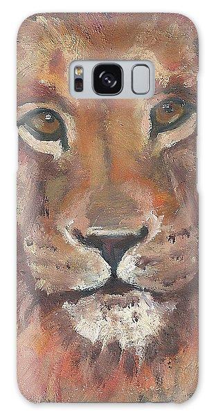 Lion Galaxy Case by Jessmyne Stephenson