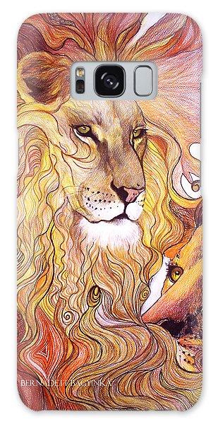 Lion King Galaxy Case