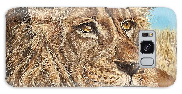 Lion King Galaxy Case