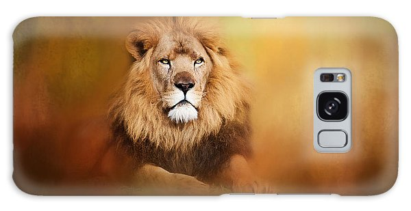 Lion - Pride Of Africa I - Tribute To Cecil Galaxy Case