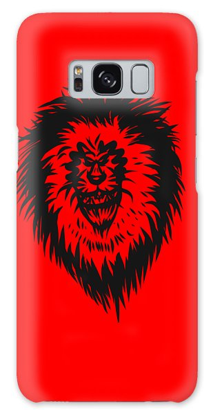 Lion Roar Galaxy Case