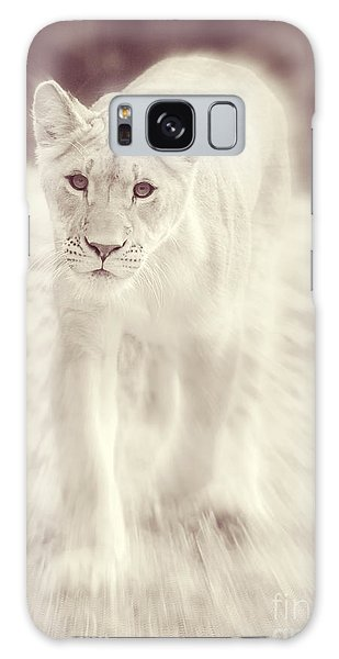 Lion Spirit Animal Galaxy Case