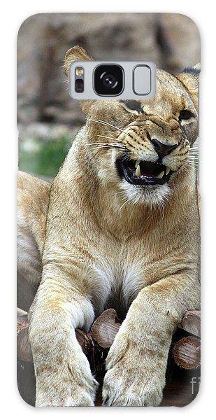 Lioness 2 Galaxy Case