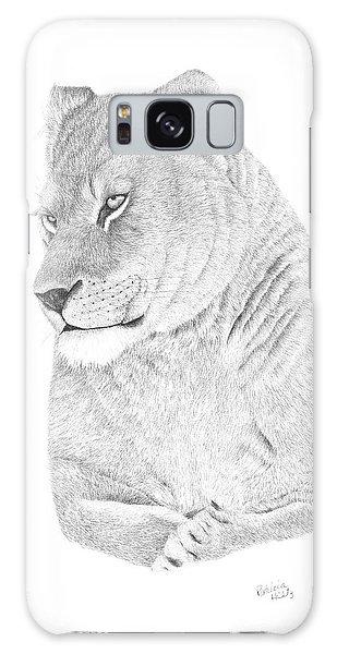 Lioness Galaxy Case