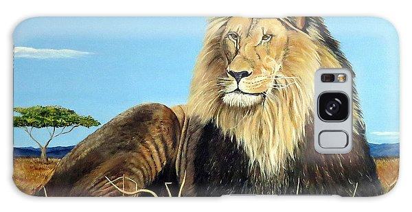 Lions Pride Galaxy Case