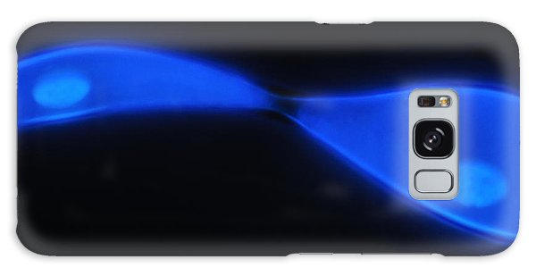 Liquid Blue 2 Galaxy Case