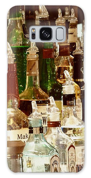Liquor Bottles Galaxy Case