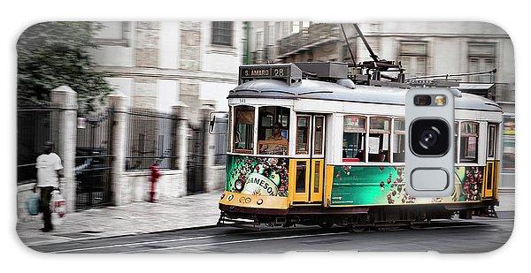 Lisboa Tram IIi Galaxy Case