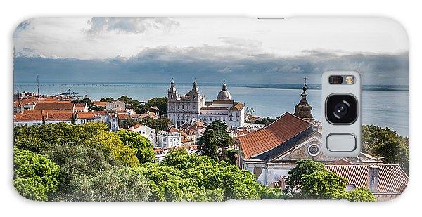 Lisbon Overlook Galaxy Case