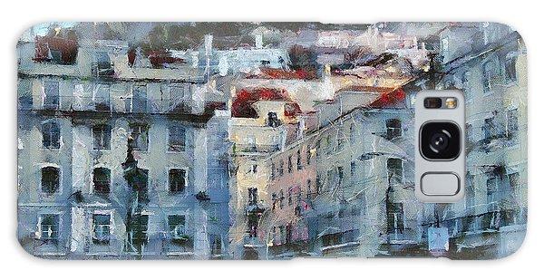 Lisbon Street Galaxy Case