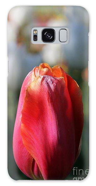 Lit Tulip 03 Galaxy Case by Andrea Jean
