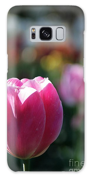 Lit Tulip 04 Galaxy Case