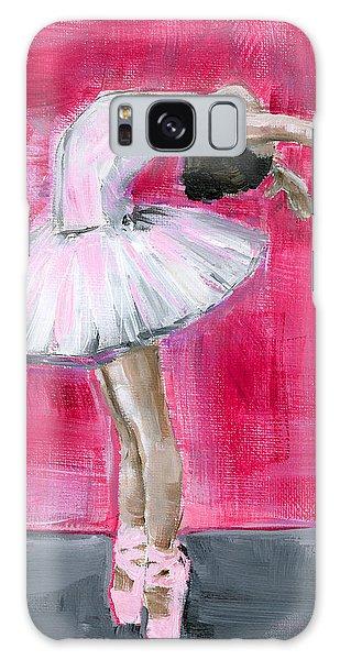 Little Ballerina #2 Galaxy Case
