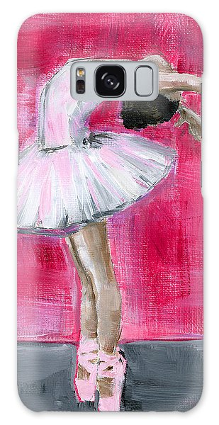 Little Ballerina #2 Galaxy Case