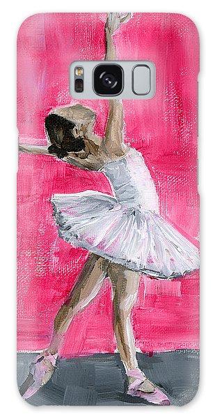 Little Ballerina Galaxy Case