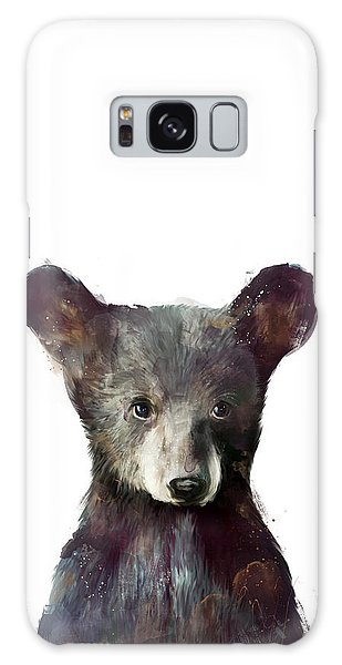 Wildlife Galaxy Case - Little Bear by Amy Hamilton