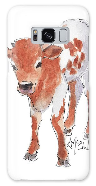 Little Beau April 2017 By Kathleen Mcelwaine Galaxy Case