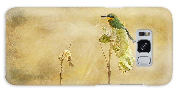 Little Bee-eater Galaxy Case