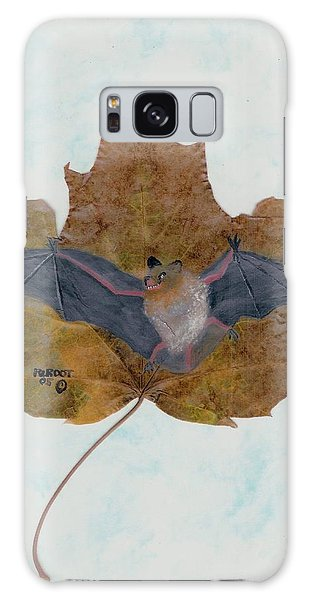 Little Brown Bat Galaxy Case
