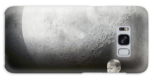 Buddhism Galaxy Case - Little Buddha by Jacky Gerritsen