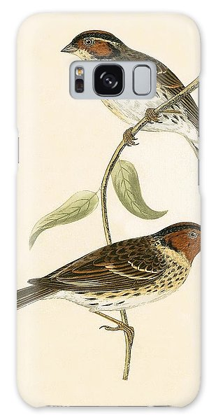 Little Bunting Galaxy Case