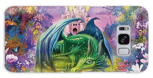 Jan Galaxy Case - Little Dragon by MGL Meiklejohn Graphics Licensing