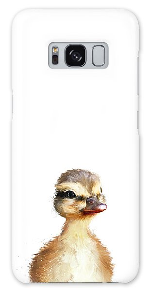 Forest Galaxy Case - Little Duck by Amy Hamilton