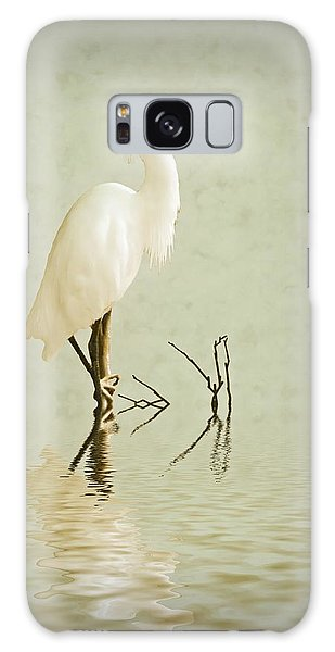 Little Egret Galaxy S8 Case