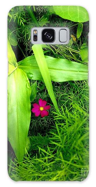 Little Flower Galaxy Case