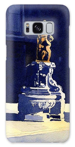 Little Fountain Galaxy Case