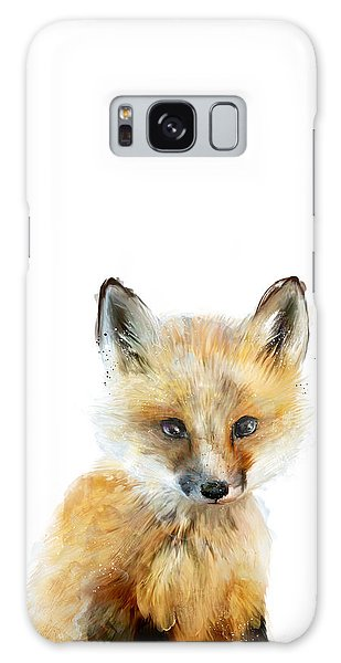 Wildlife Galaxy Case - Little Fox by Amy Hamilton