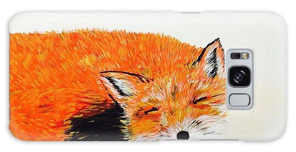 Little Fox Galaxy Case