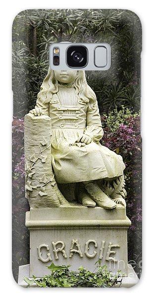 Little Gracie Bonaventure Cemetery Galaxy Case