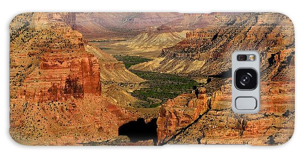 Little Grand Canyon Sunrise Galaxy Case