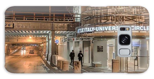 Little Italy Rta Galaxy Case by Brent Durken