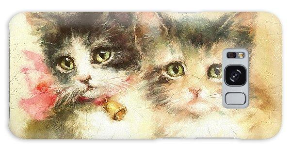 Little Kittens Galaxy Case