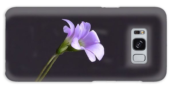 Little Lavender Flowers Galaxy Case