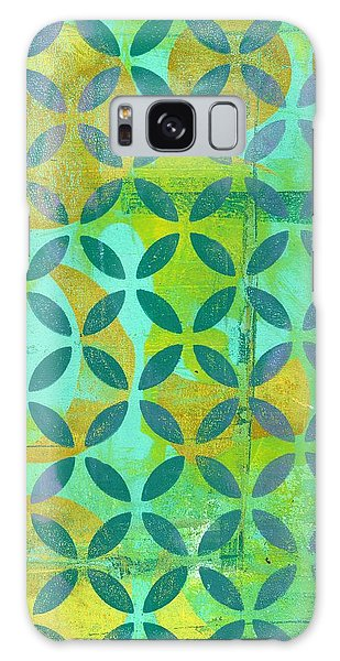 Little Lemon Tree Galaxy Case by Lisa Noneman