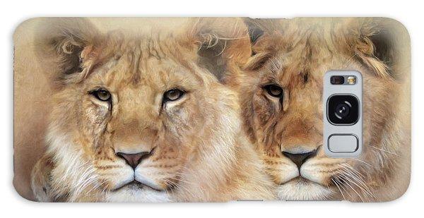 Little Lions Galaxy Case