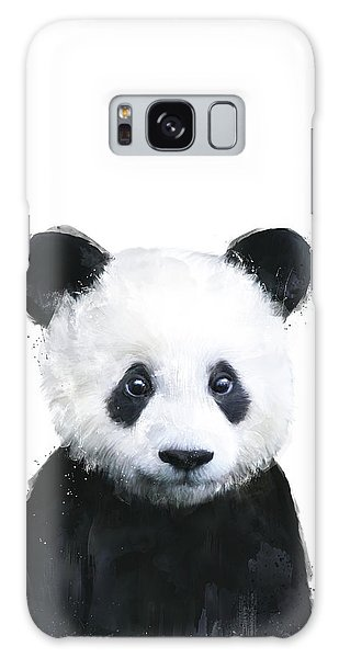 Galaxy Case - Little Panda by Amy Hamilton