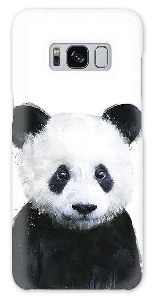 Little Panda Galaxy Case by Amy Hamilton