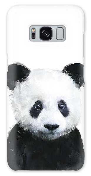 Animal Galaxy S8 Case - Little Panda by Amy Hamilton