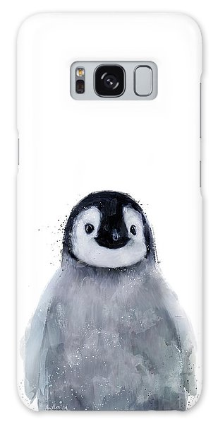 Penguin Galaxy Case - Little Penguin by Amy Hamilton