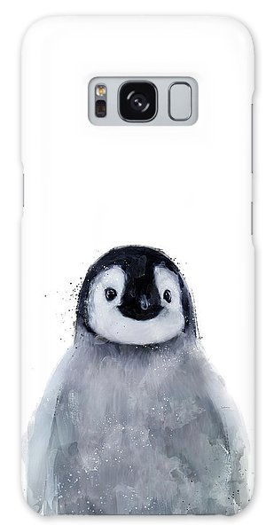 Wild Animals Galaxy Case - Little Penguin by Amy Hamilton