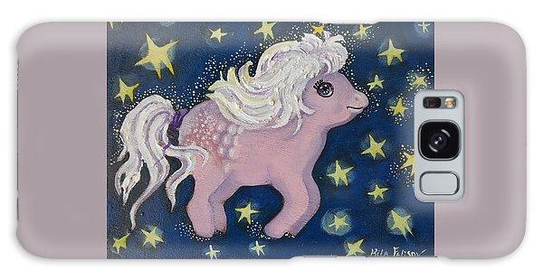 Little Pink Horse Galaxy Case
