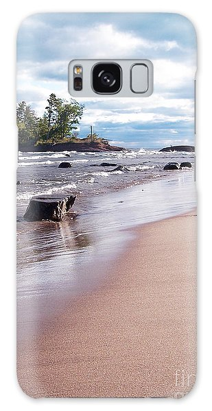 Little Presque Isle Galaxy Case