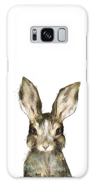 Wildlife Galaxy Case - Little Rabbit by Amy Hamilton